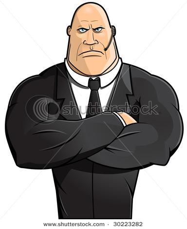 stock-vector-bodyguard-bouncer-30223282.jpg