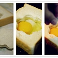 2013 1215 荷包蛋吐司