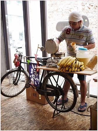 2014/02/09 廣德家香蕉煎餅