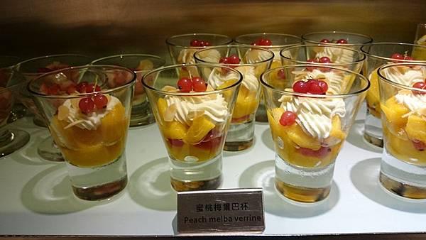 2016 0112 晶英酒店貴婦下午茶