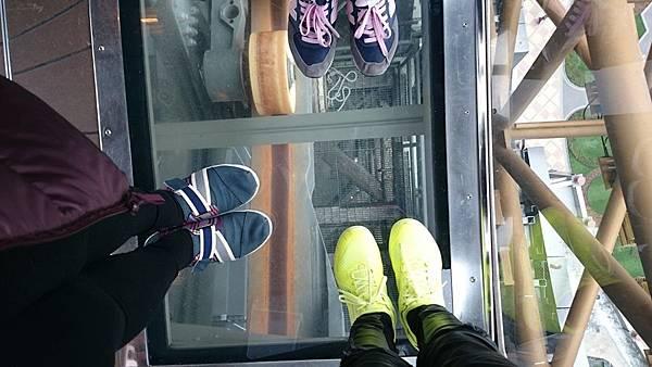 2016/02/24 Day 4 搭乘新濠影匯-全球最高8字型摩天輪