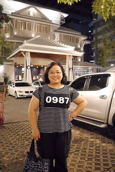 1/11 行程的關係 剛到泰國的第一天就先來Health Land按摩