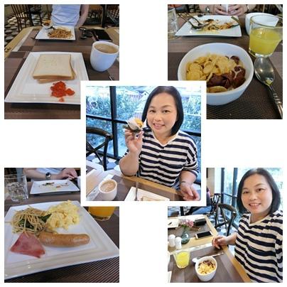 泰國第一天早餐