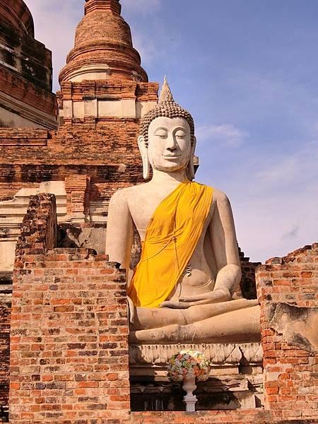 1/12 大城 Wat Yai Chaiyamongkho