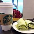 4/16 每次出國 如機場有Starbucks必停留