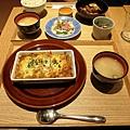 20171118 Muji 七度來Muji用餐