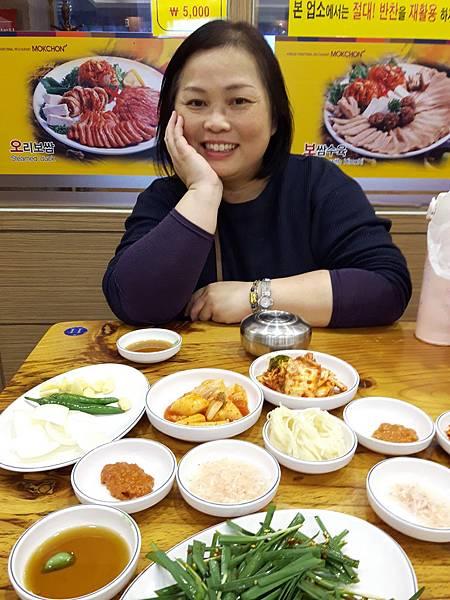 20171229 D-1 又續攤吃了豬肉湯飯