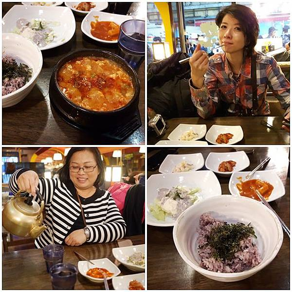 20171231 D-3 Having Dinner