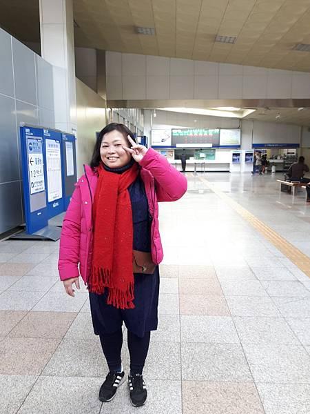 20180102 D-5 釜田車站