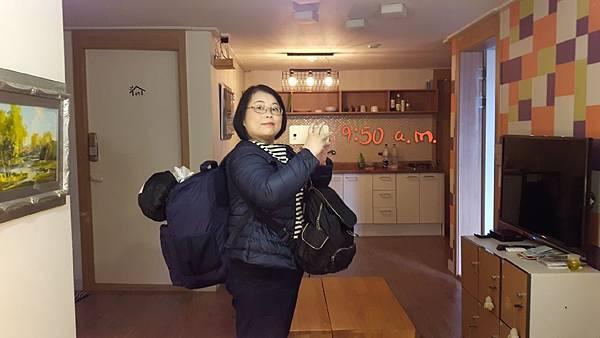 20181023 從首爾準備搭高鐵前往慶州日