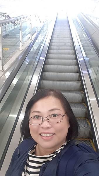 20181023 慶州站到了
