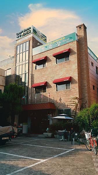20181024 慶州莊Motel