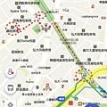 high street road map