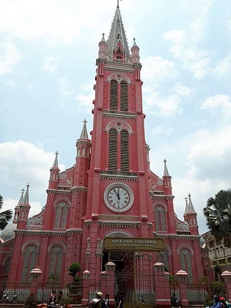20190407 粉紅教堂