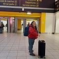 20200109 準備搭機場Express去市區