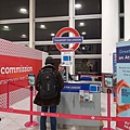 20200109 Gatwick airport內就可以買到Oyster card
