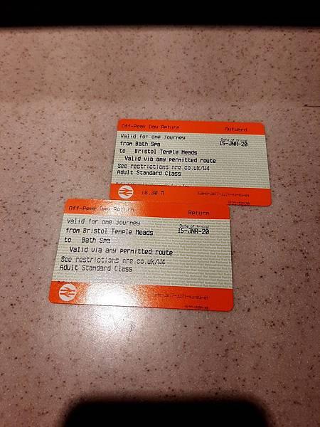 20200115 Day 8 前往Bristol