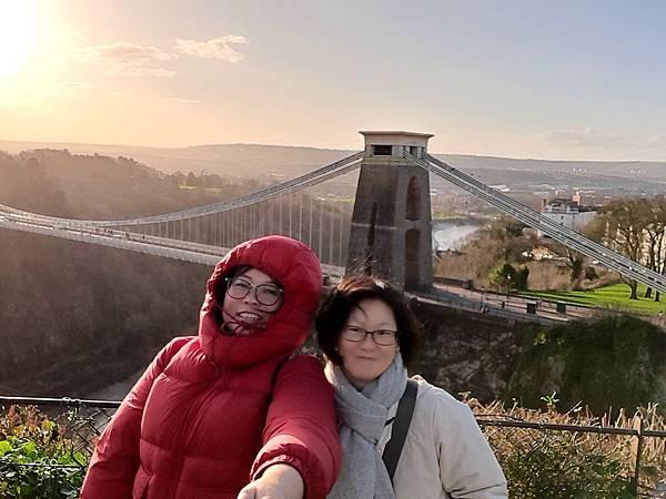 20200115 Day 8 Bristol 知名吊橋Suspension Bridge