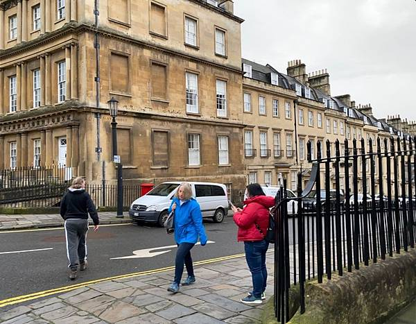 20200115 Day 8 從Bristol 回到Bath spa 準備去看看Bath Spa的景點後就回倫敦