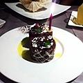 王品慶生贈送小蛋糕 (4)