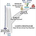 2010.10.17北海岸一日遊map