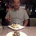 王品慶生贈送小蛋糕 (2)