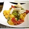 2011.08.04淡水紅樓食記 (20).JPG