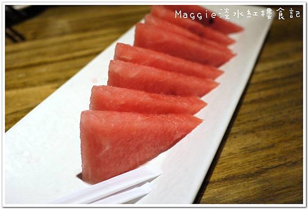 2011.08.04淡水紅樓食記 (22).JPG