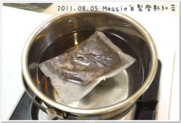 2011.08.05 自製摩斯紅茶 (8).JPG