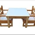 JS劍聲斷奶桌椅2