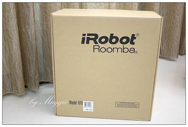 iRobot Roomba 611 開箱 (3)