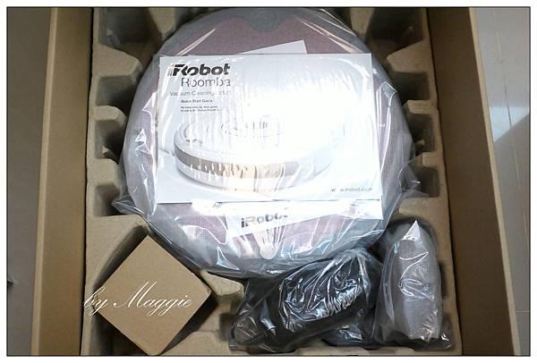 iRobot Roomba 611 開箱 (20)