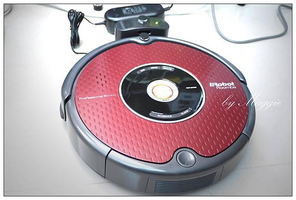 iRobot Roomba 611 開箱 (39)