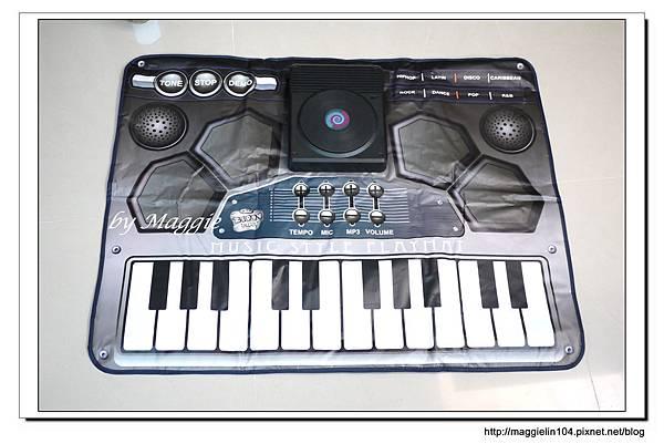 搖滾魔音電子琴墊 (3)