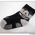 美國Supima棉寶寶止滑半筒襪 (14)
