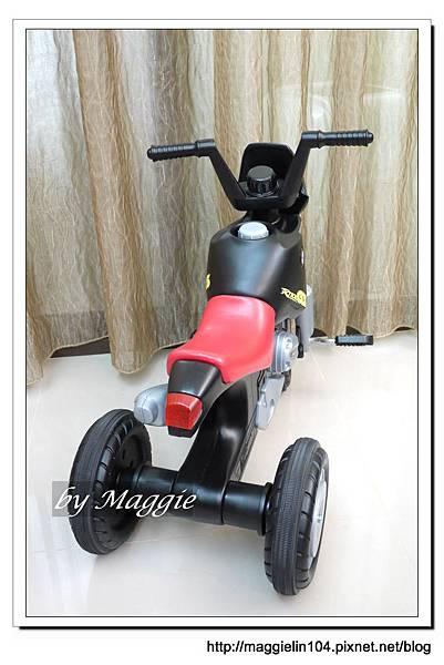 BMW兒童腳踏摩托車 (6).JPG