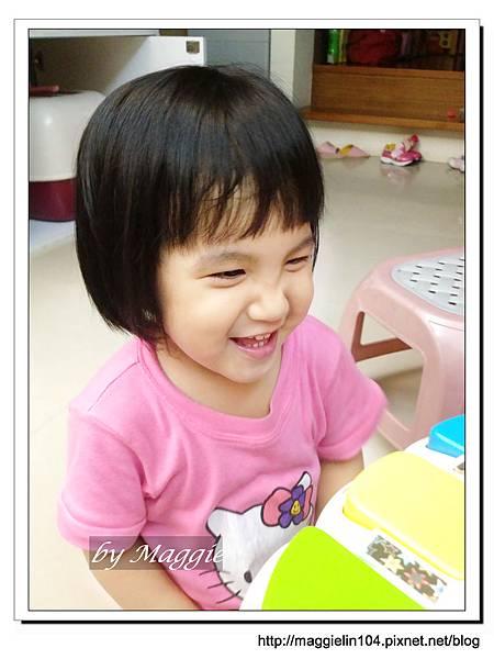 小福星剪頭髮初體驗 (8).JPG