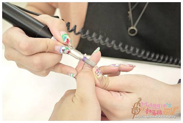 Ariel Jewelry Nail Salon 艾珞裘麗日式光療美甲 (20).JPG