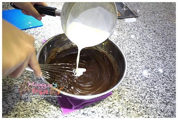 187巷的法式 醇金巧克力塔 (44).JPG