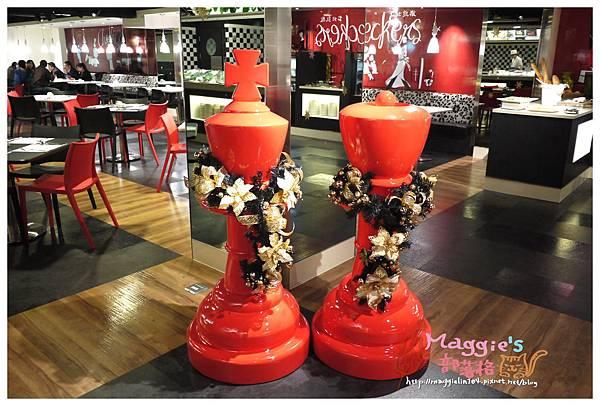 凱撒飯店Checkers (6).JPG
