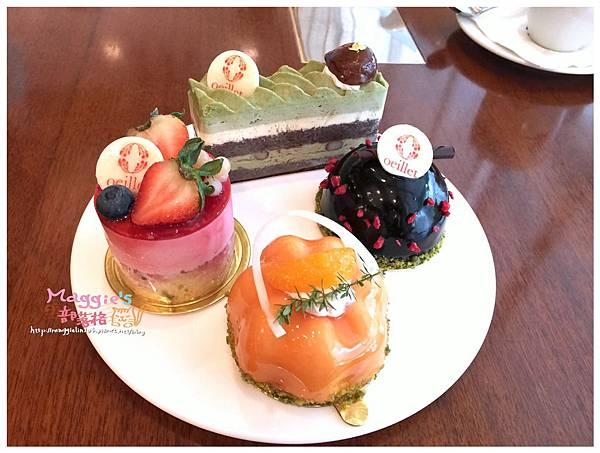 歐華酒店Oeillet歐麗蛋糕坊 (3).JPG