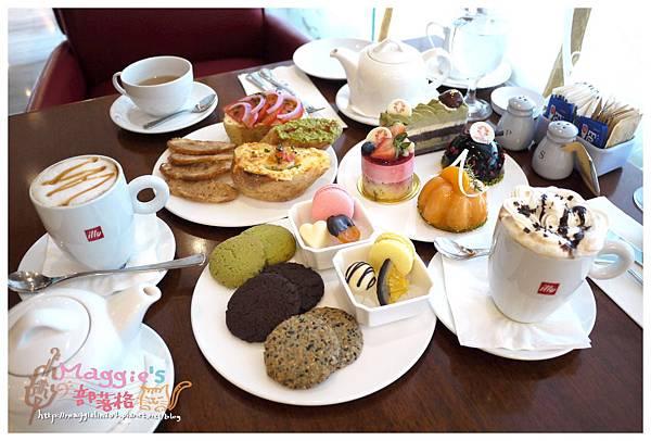 歐華酒店Oeillet歐麗蛋糕坊 (28).JPG