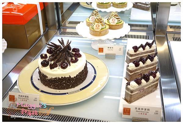 歐華酒店Oeillet歐麗蛋糕坊 (37).JPG