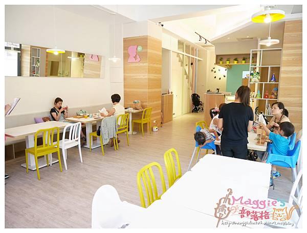 CHUCK LAND Cafe 親子咖啡 (15).JPG