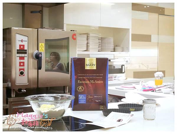 你知我知廚藝學院 深黑苦甜巧克力塔 (8).JPG