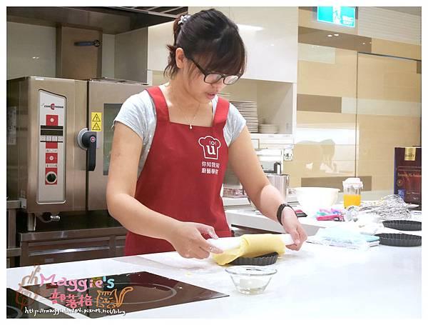 你知我知廚藝學院 深黑苦甜巧克力塔 (23).JPG