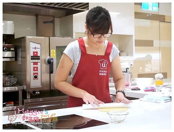 你知我知廚藝學院 深黑苦甜巧克力塔 (22).JPG