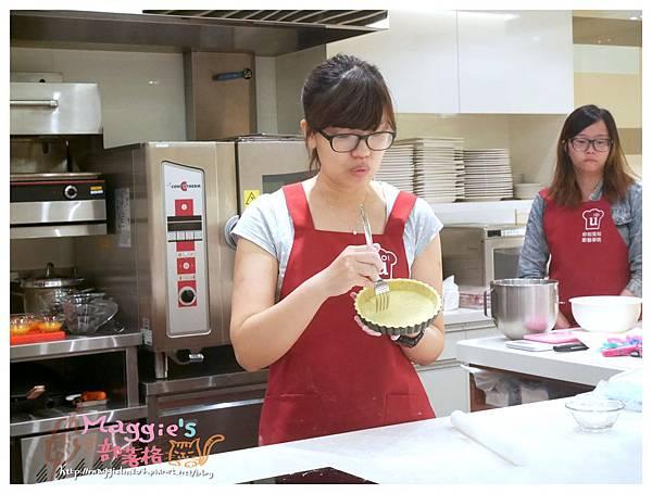 你知我知廚藝學院 深黑苦甜巧克力塔 (24).JPG