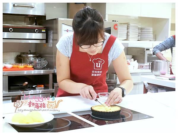 你知我知廚藝學院 深黑苦甜巧克力塔 (35).JPG