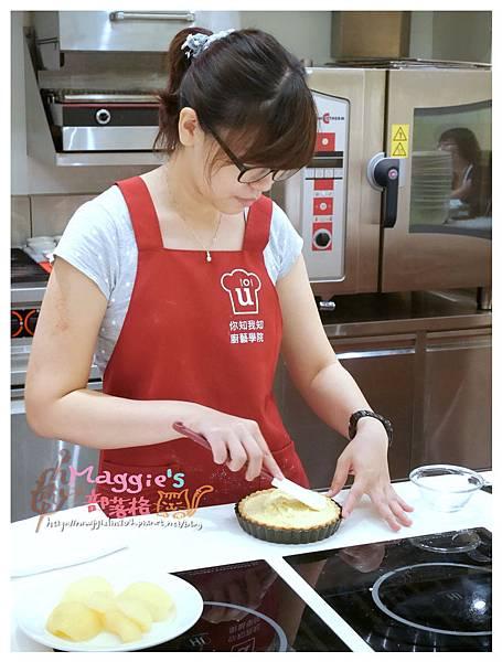 你知我知廚藝學院 深黑苦甜巧克力塔 (34).JPG
